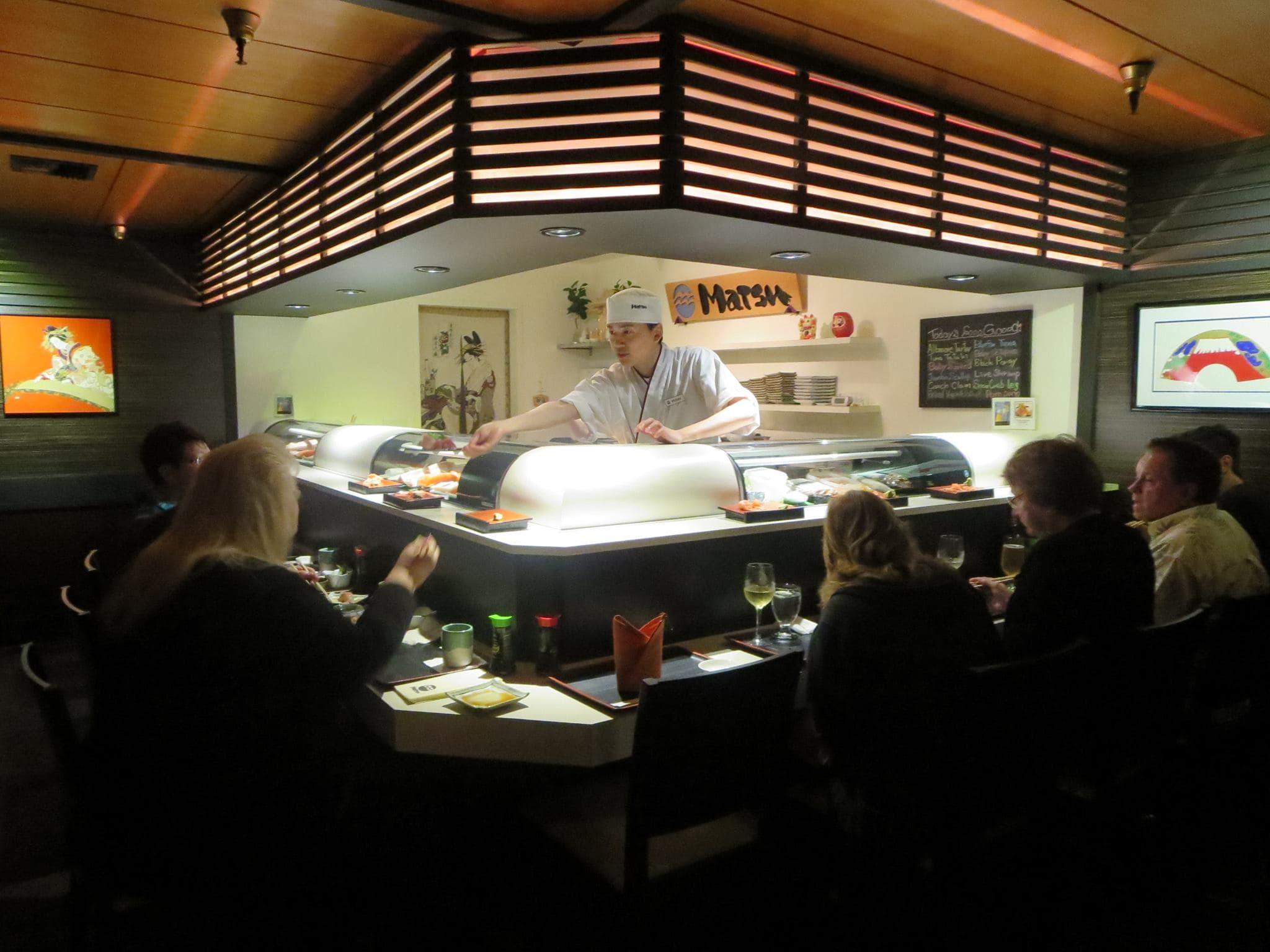 Matsu Sushi Bar