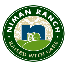 niman ranch - raised with care logo