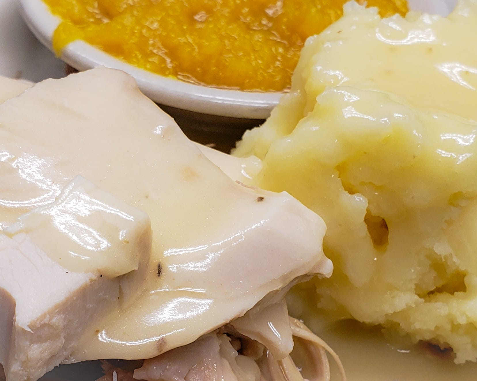 Today's Special: Turkey Dinner