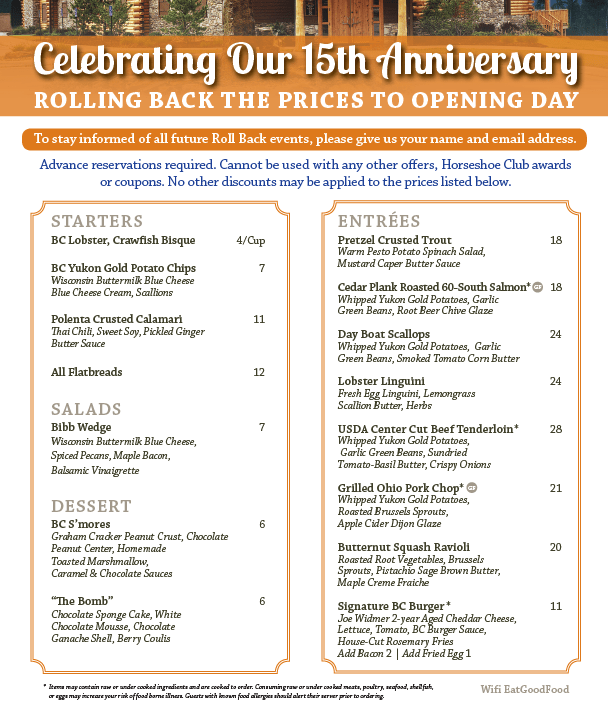 anniversary opening day prices