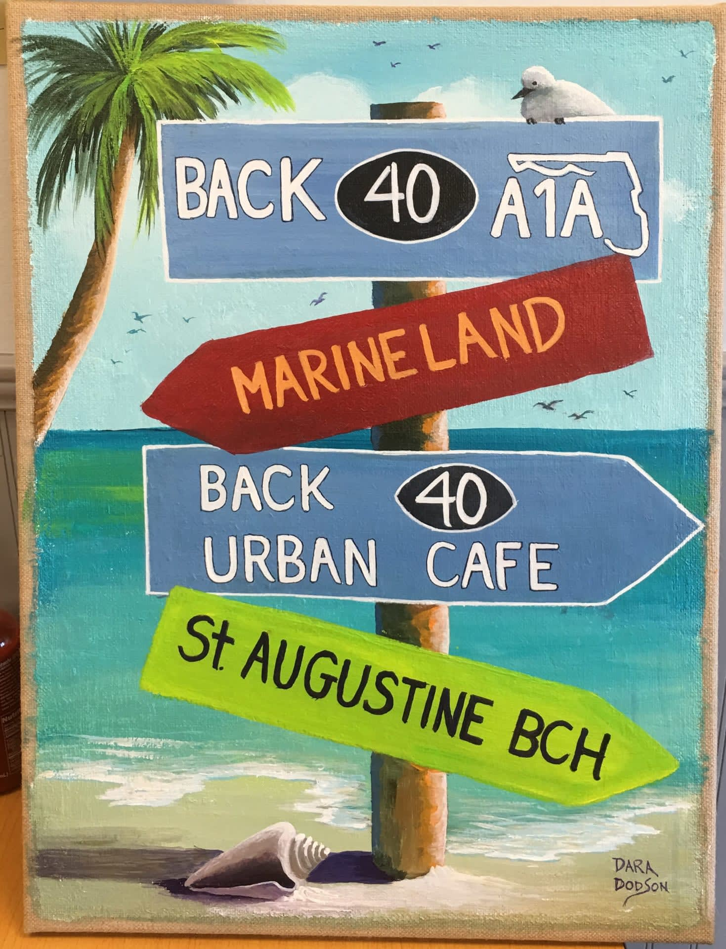 The Back 40 A1A