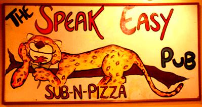speakeasy sign
