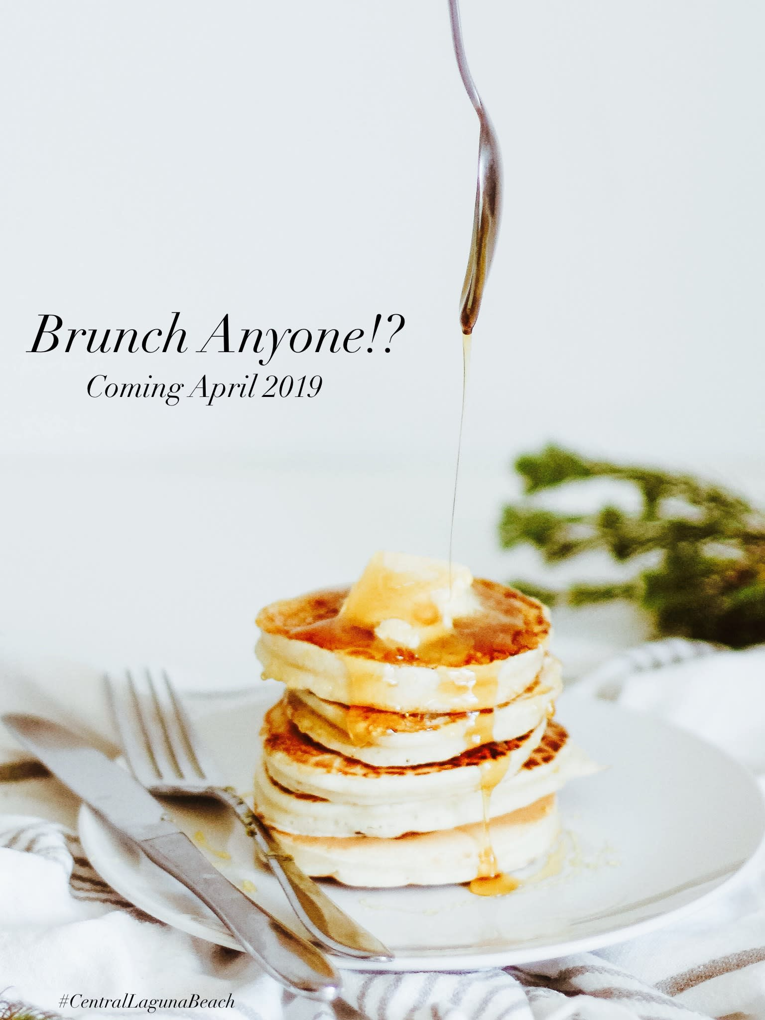 Brunch Flyer