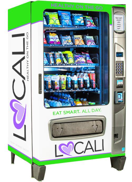 locali vending machine