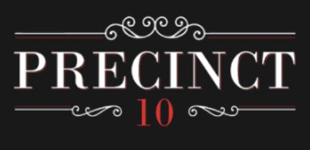 Precinct 10 logo