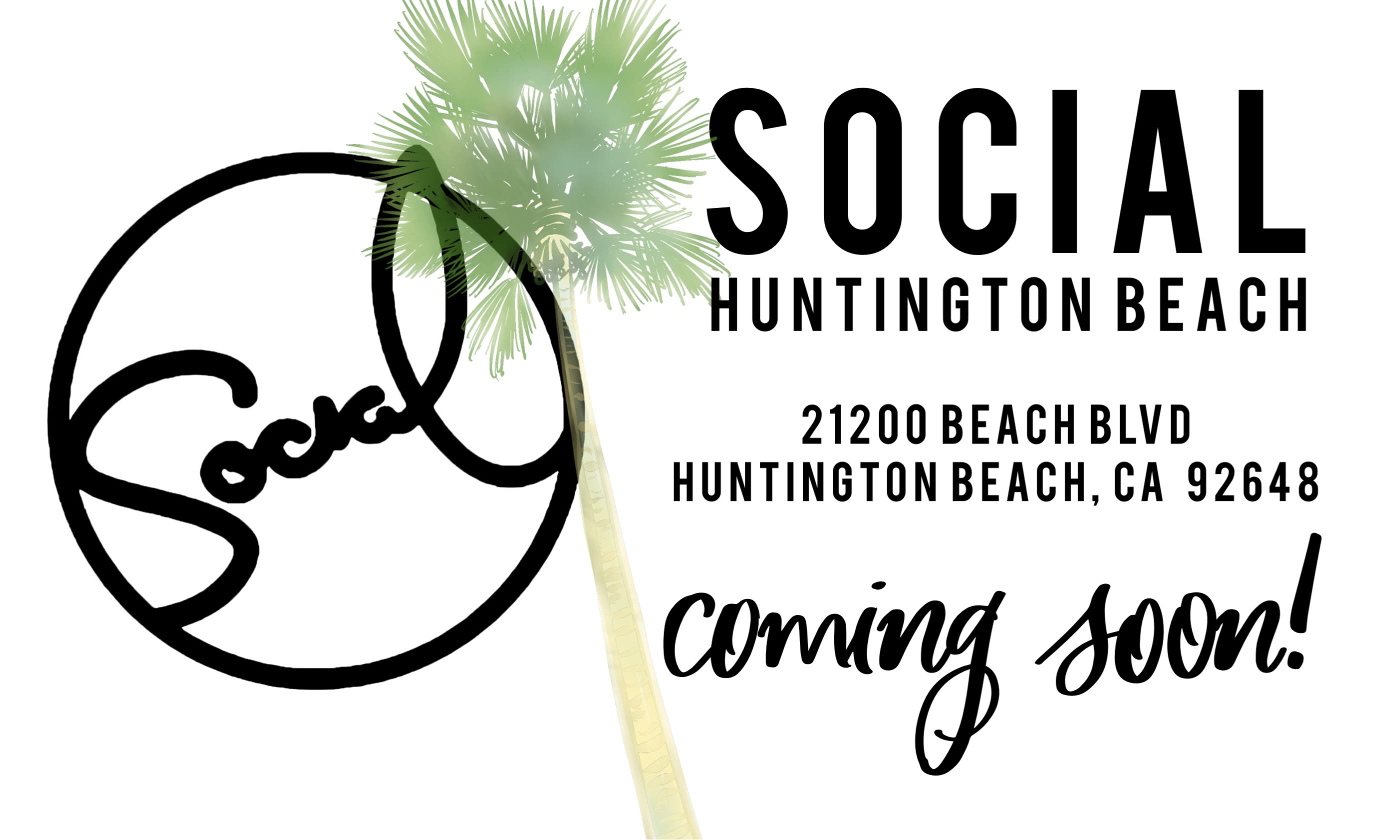 social Huntington Beach