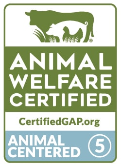 Animal Welfare Certified