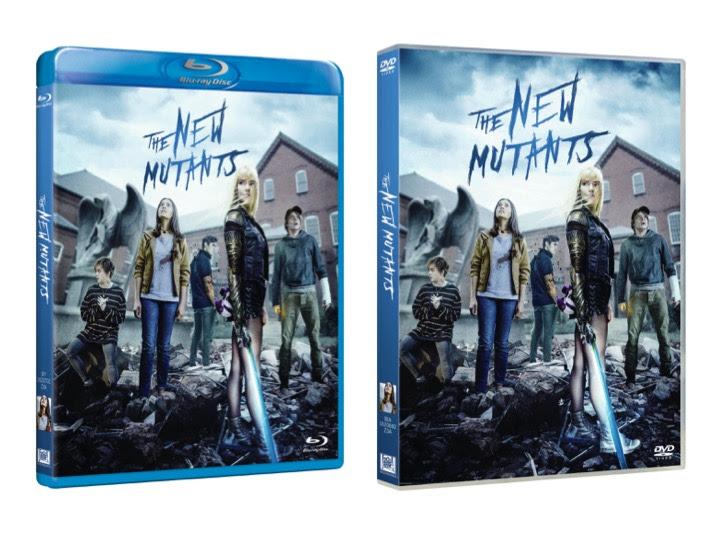 THE NEW MUTANTS | IL FILM BASATO SULLA SERIE A FUMETTI MARVEL SARÀ DISPONIBILE DAL 16 DICEMBRE IN BLU-RAY E DVD