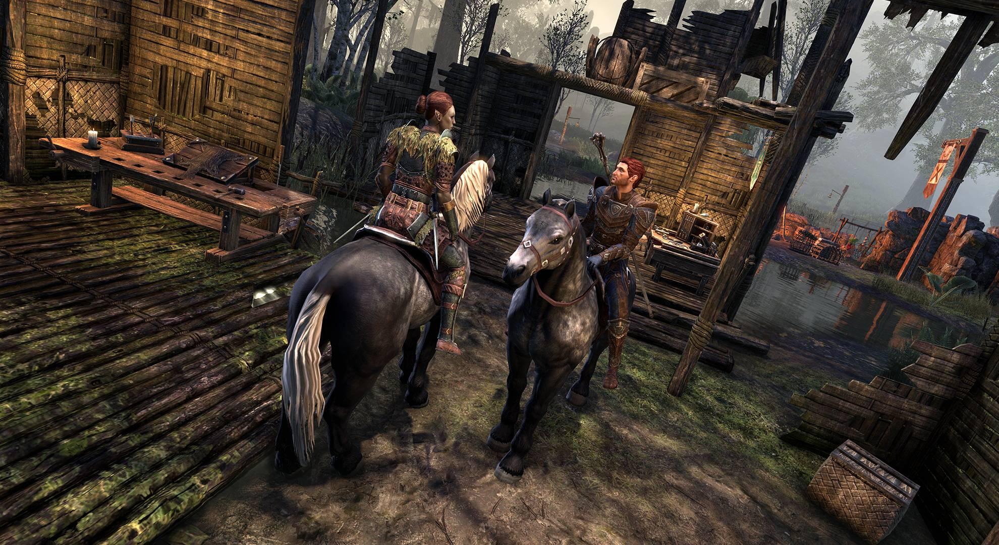 THE ELDER SCROLLS ONLINE per Xbox Series X|S e Playstation 5. Versione Migliorata