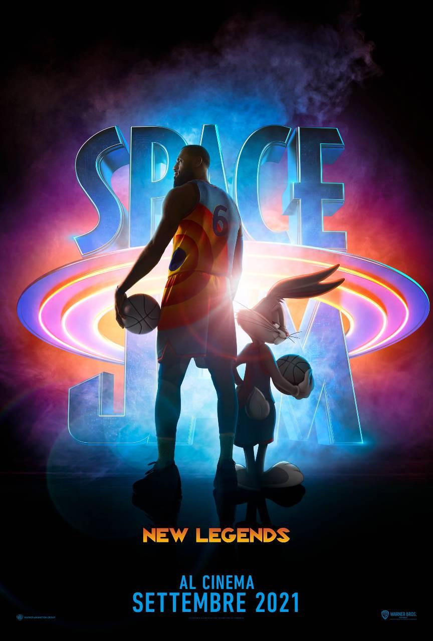 SPACE JAM: NEW LEGENDS | Debutto Trailer e Poster | Al cinema a settembre