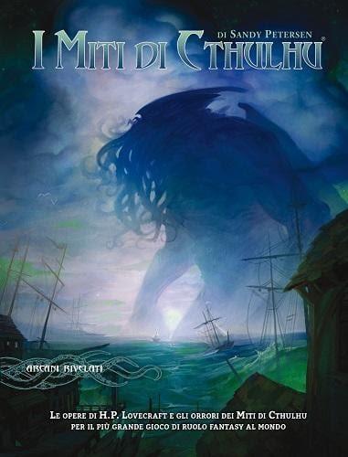 L'isola dei Ghoul: la prima campagna de I Miti di Cthulhu!