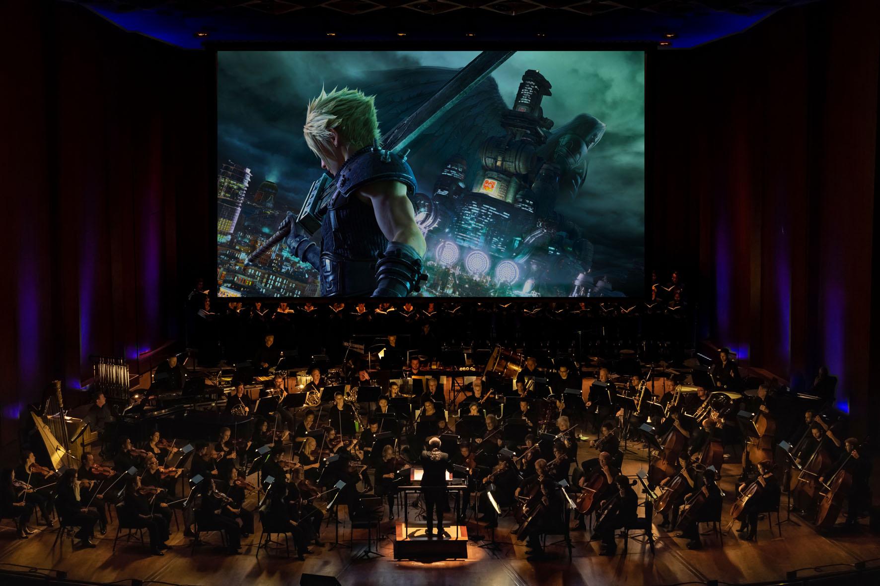 Teatro Arcimboldi - FINAL FANTASY VII REMAKE Orchestra World Tour - apertura vendite