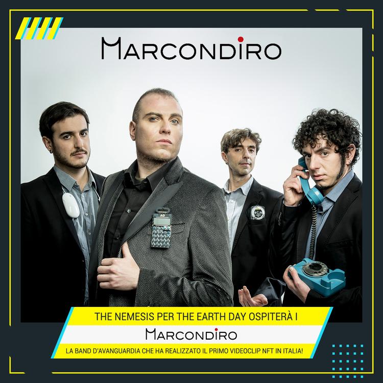 The Nemesis ospita i Marcondiro per l'evento del 22 Aprile
