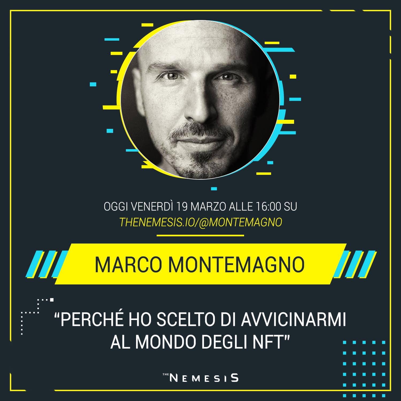 Marco Monty Montemagno su The Nemesis
