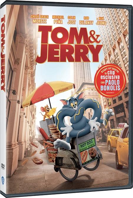 TOM & JERRY dal 6 maggio in DVD e Blu-Ray | In arrivo 'Blade Runner - The Final Cut' e