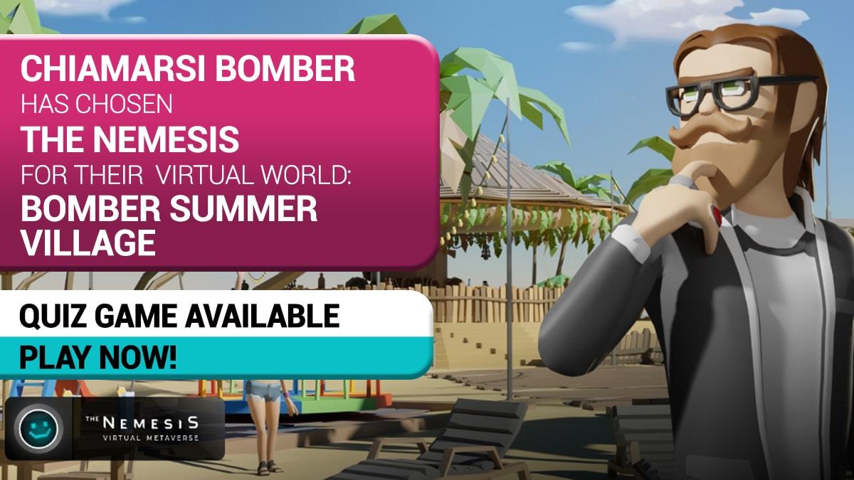 Chiamarsi Bomber on The Nemesis!