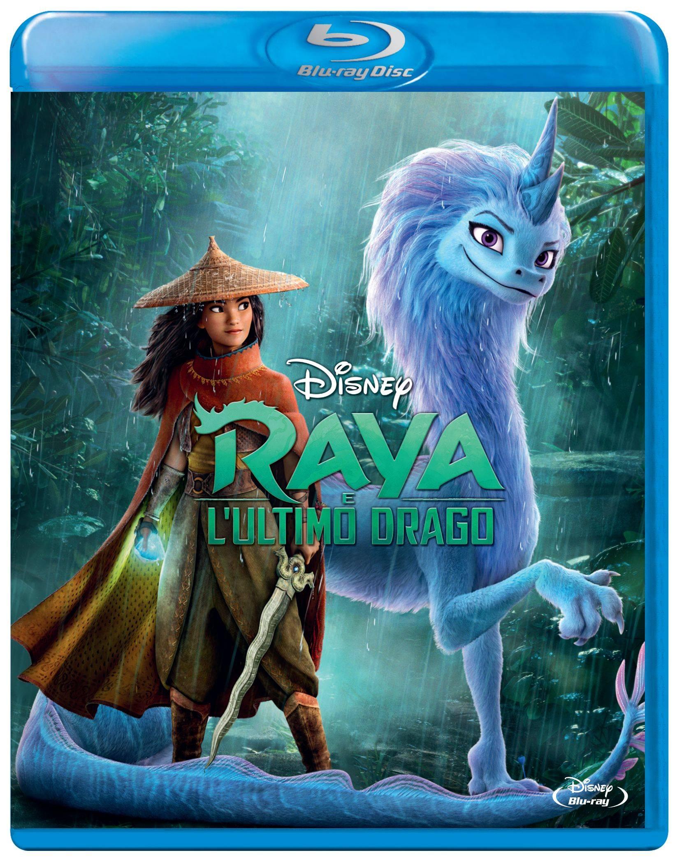 RAYA E L'ULTIMO DRAGO | DAL 18 MAGGIO IN BLU-RAY, DVD E STEELBOOK® E DAL 4 GIUGNO SU DISNEY+