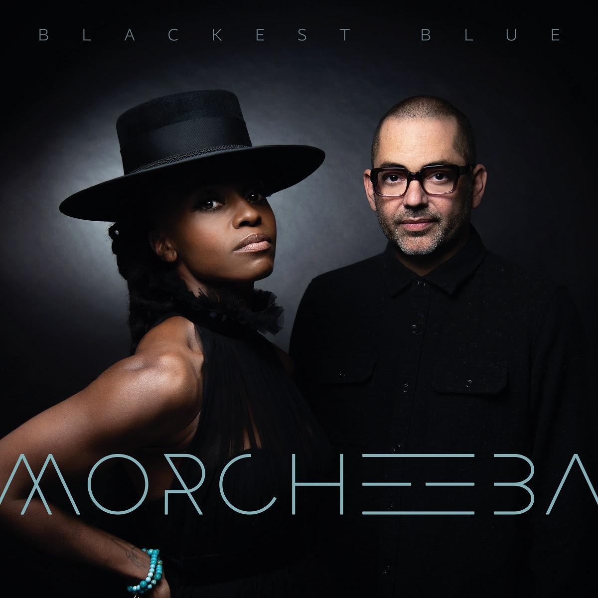MORCHEEBA - fuori oggi 14 maggio il nuovo album BLACKEST BLUE