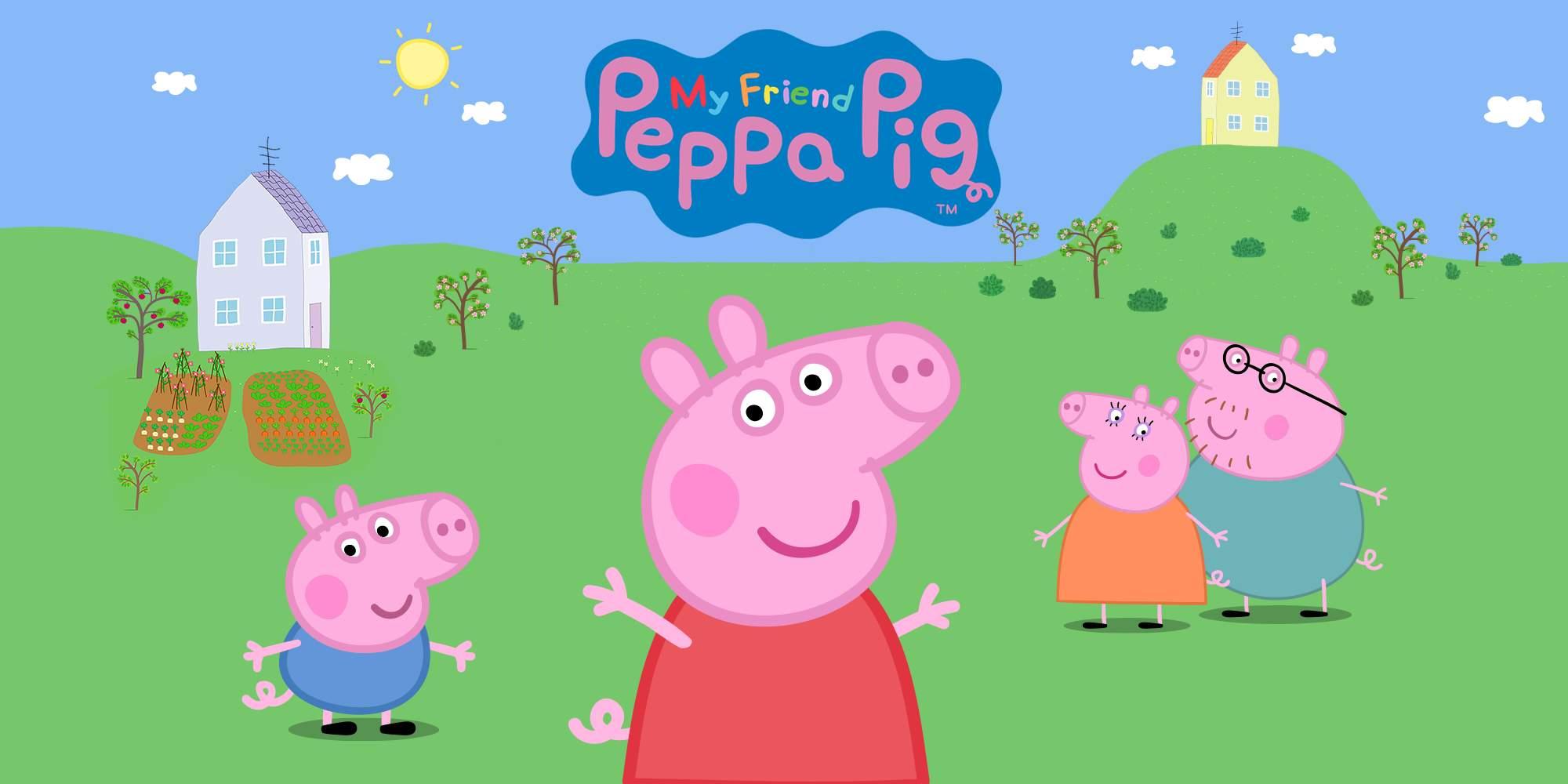 PEPPA PIG  - UN NUOVO VIDEOGIOCO DISPONIBILE DA QUEST'AUTUNNO!