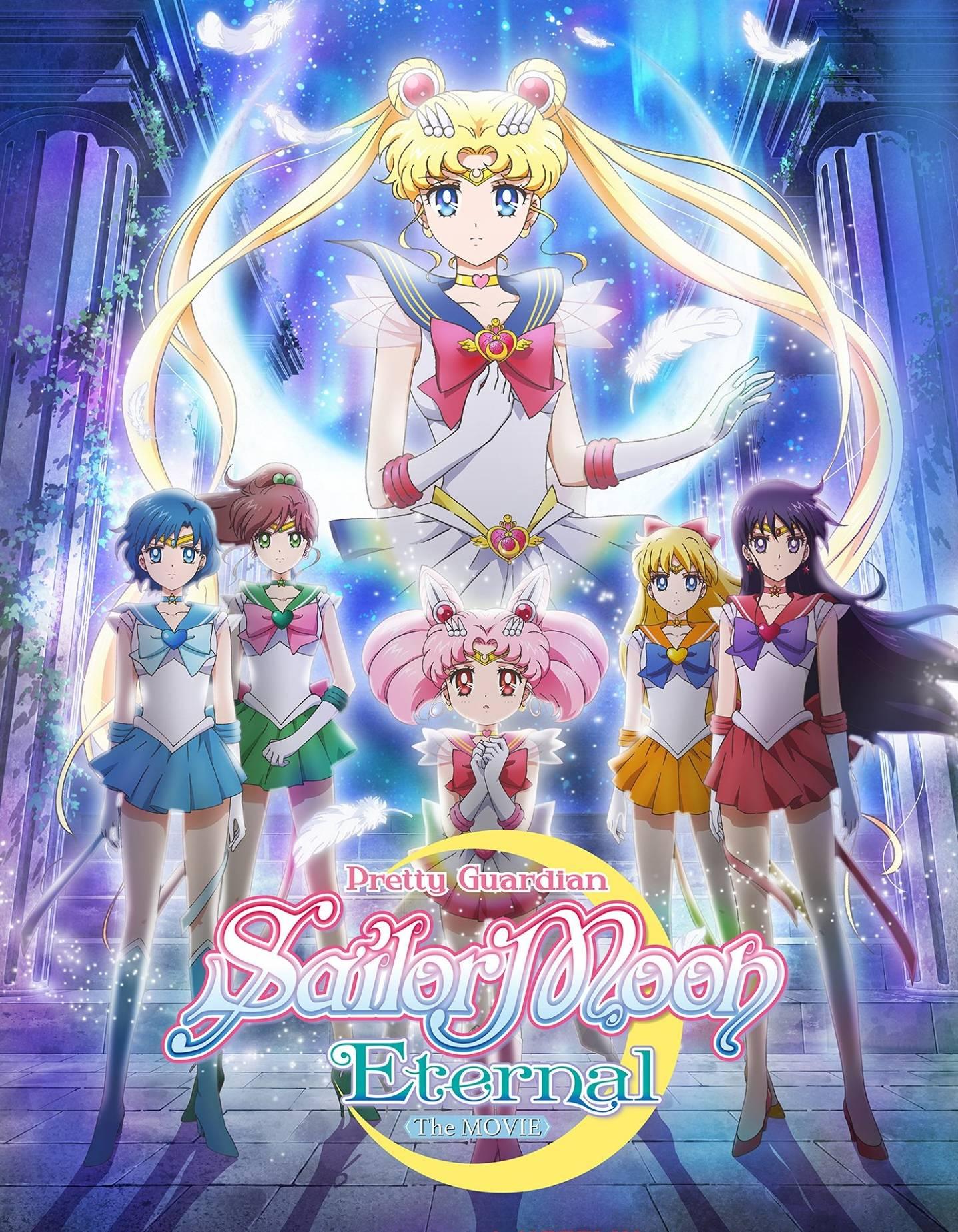 Pretty Guardian Sailor Moon Eternal - Recensione in Anteprima. Disponibile su Netflix dal 3 Giugno