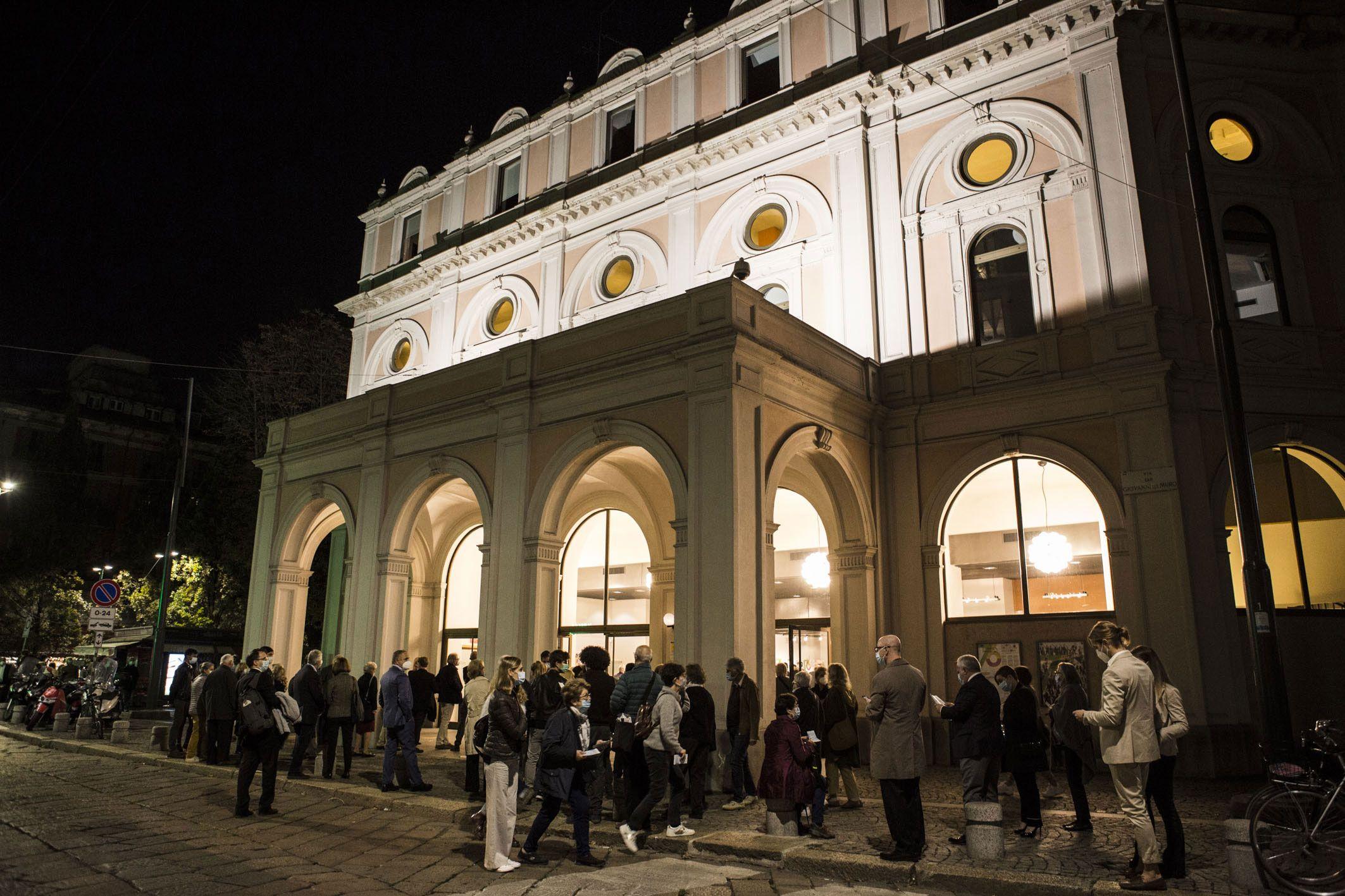 """FESTIVAL """"A TUTTO BRAHMS"""" DEI POMERIGGI MUSICALI - Tutto pronto al Teatro dal Verme"""