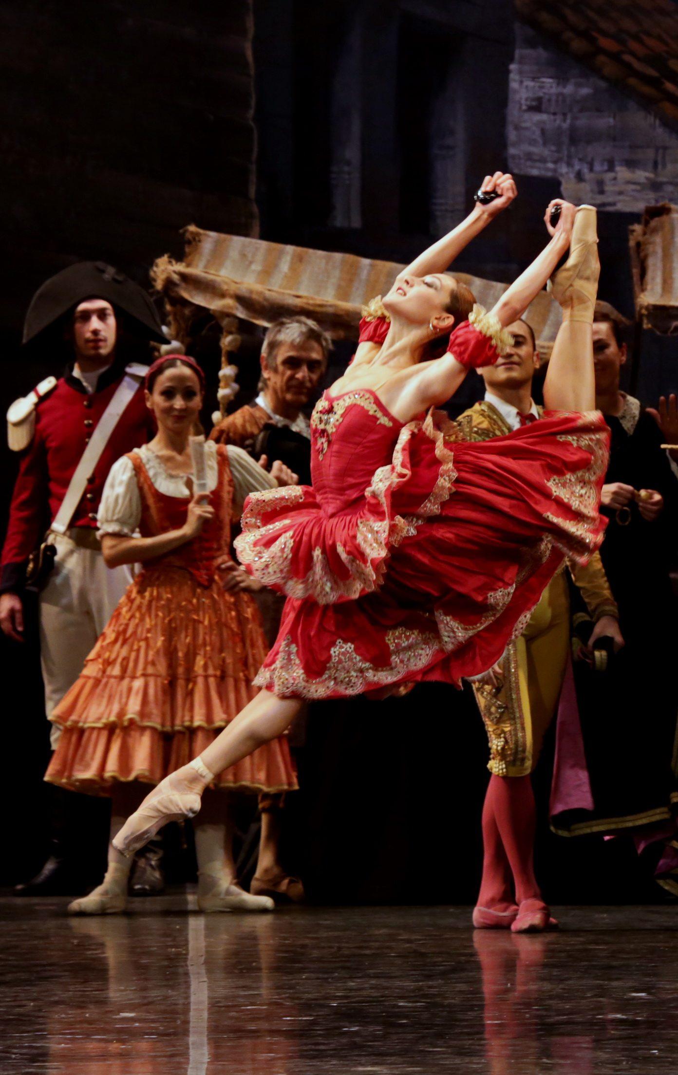DON CHISCIOTTE con il Corpo di Ballo del Teatro alla Scala - TEATRO ARCIMBOLDI - DAL 29 ottobre 2021