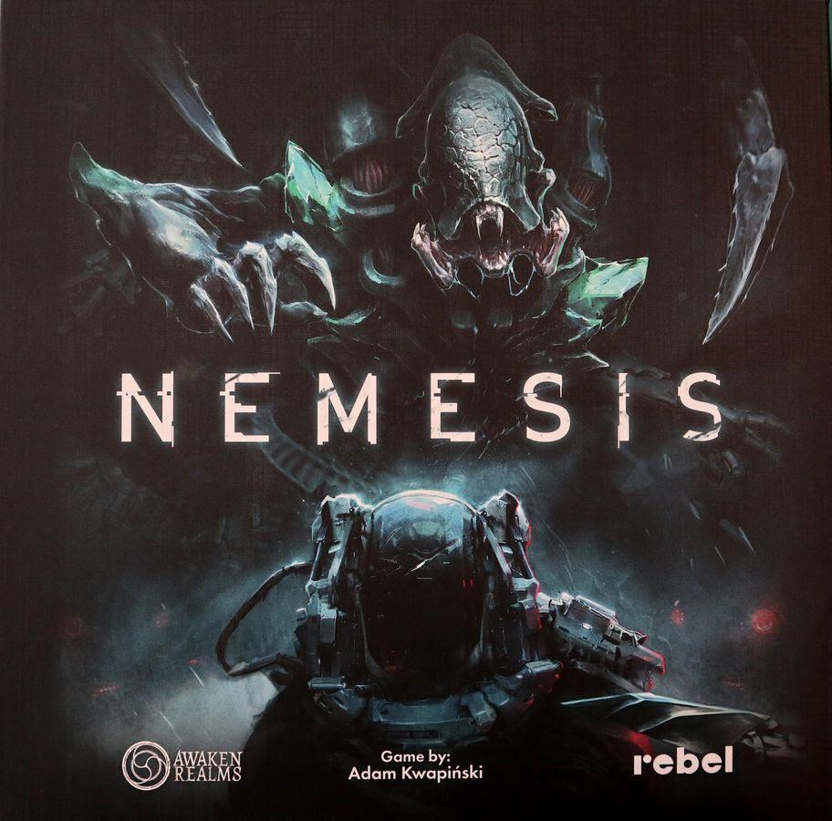 Il 17 torna Nemesis con 5 nuove espansioni in Italiano, scopri i nostri Bundle!