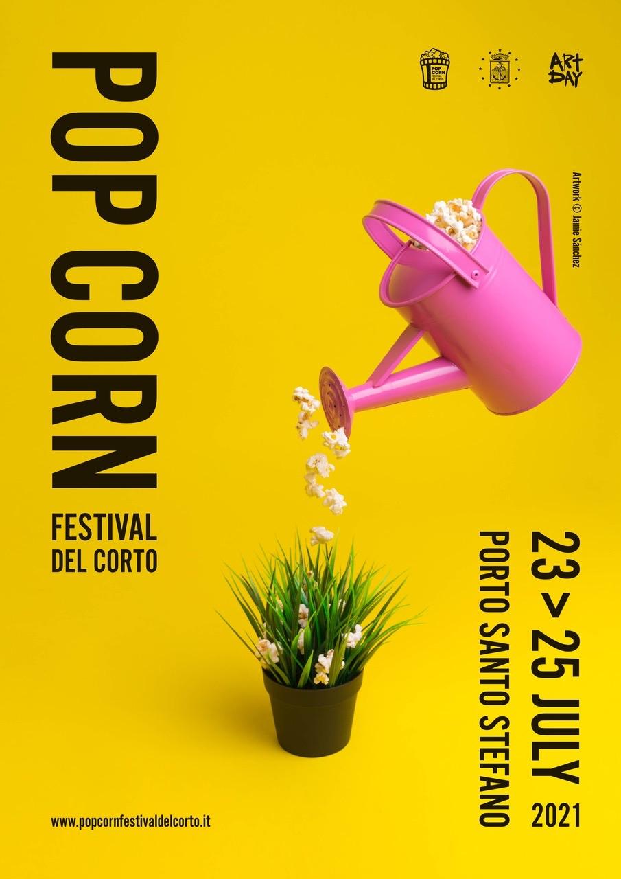 CINEMA: 4 ° Pop Corn Festival del Corto, sull'Argentario