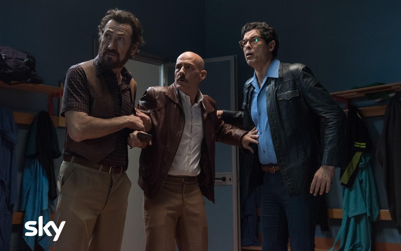 Sky presenta RITORNO AL CRIMINE, il film il 12 luglio in prima assoluta su Sky Cinema e NOWTV