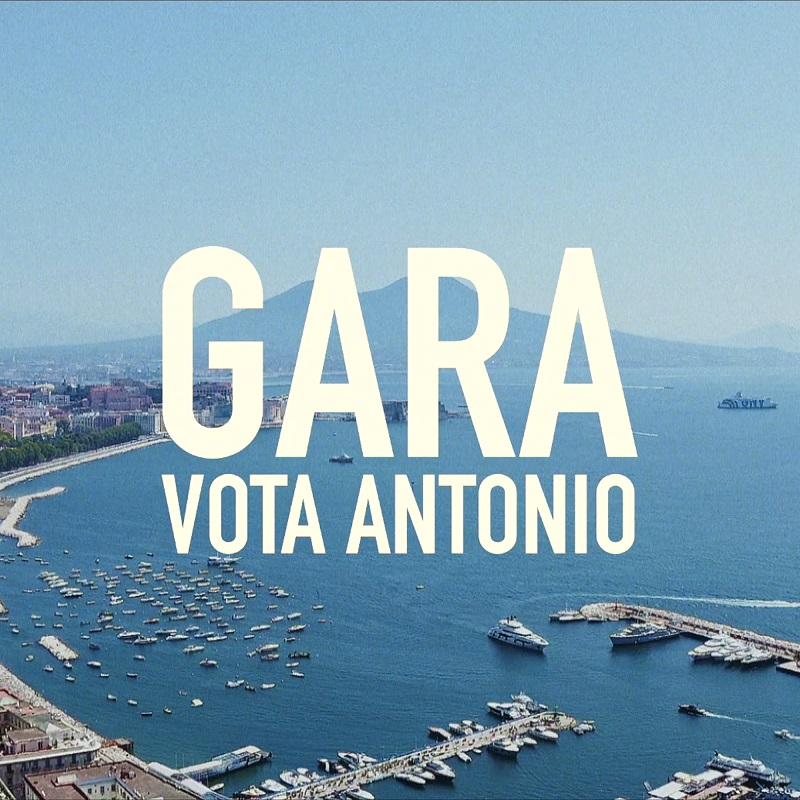 """GARA """"VOTA ANTONIO""""  il singolo dall'11 giugno"""