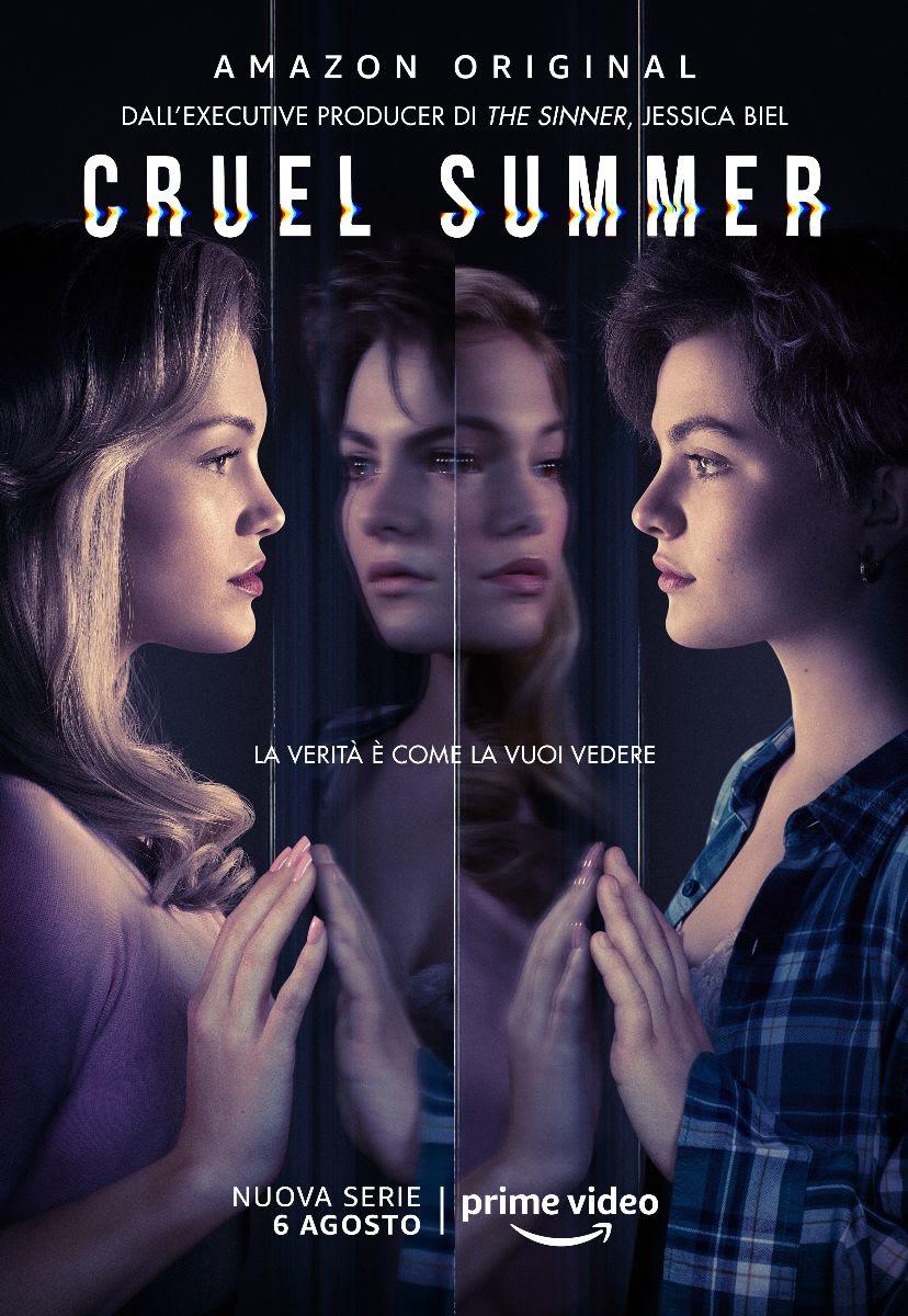Cruel Summer su Prime Video dal 6 agosto