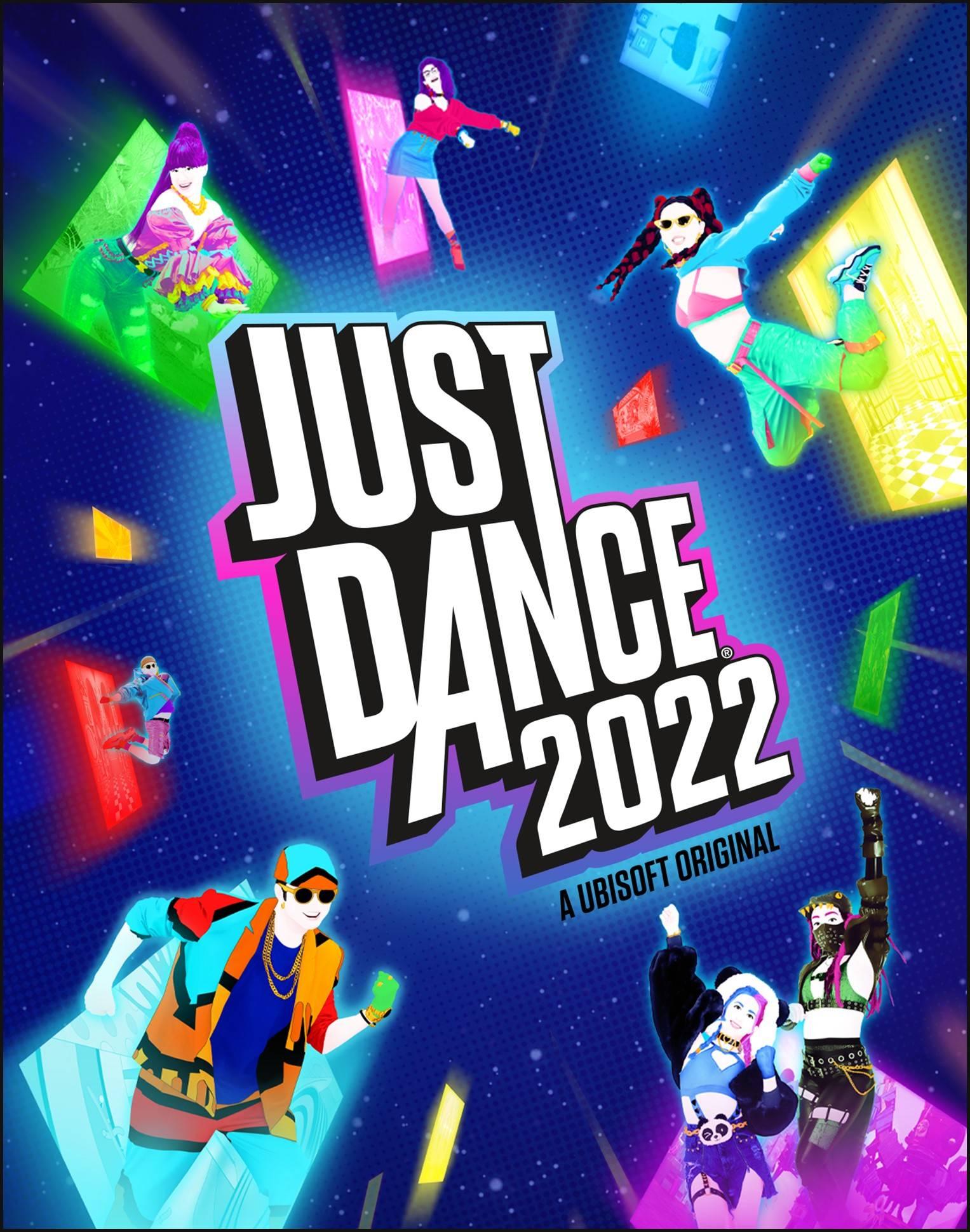 È ora di iniziare lo spettacolo con Just Dance 2022, disponibile dal 4 novembre 2021
