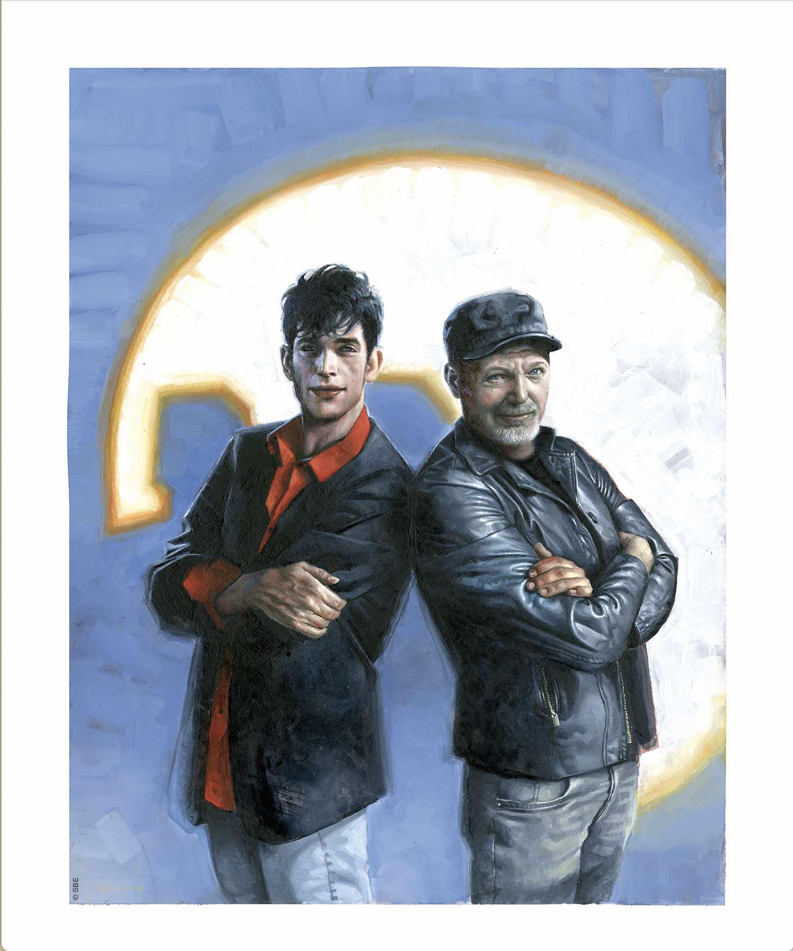 Dylan Dog: omaggio a Vasco Rossi. TRE STORIE DEDICATE A  TRE SUCCESSI ASSOLUTI DEL ROCKER
