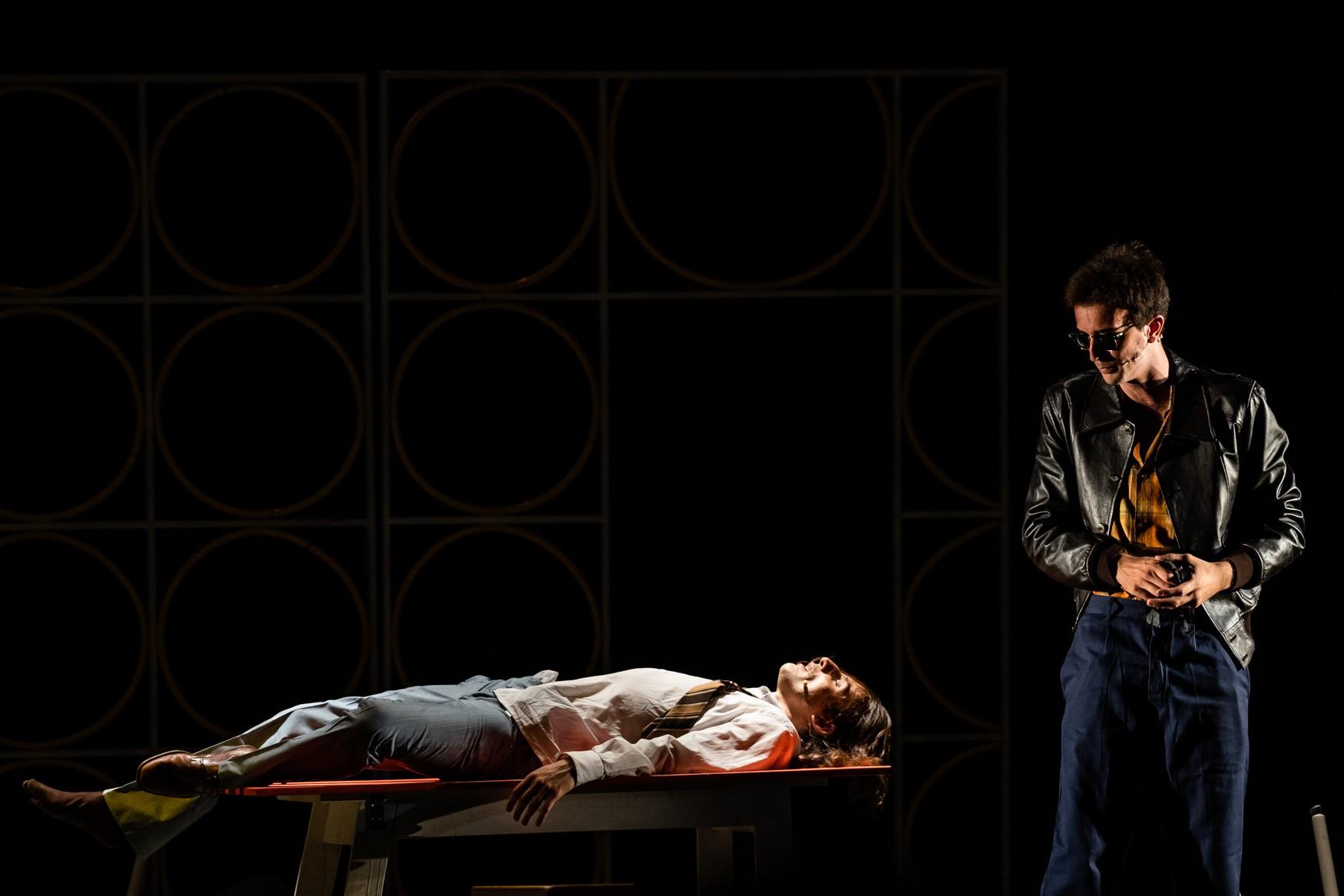 Teatro Franco Parenti - Vaudeville! Atti Unici da Eugène Labiche