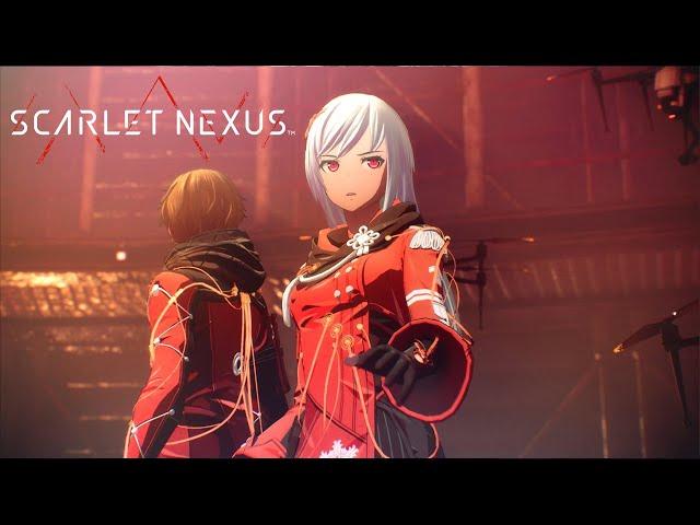 SCARLET NEXUS disponibile da oggi