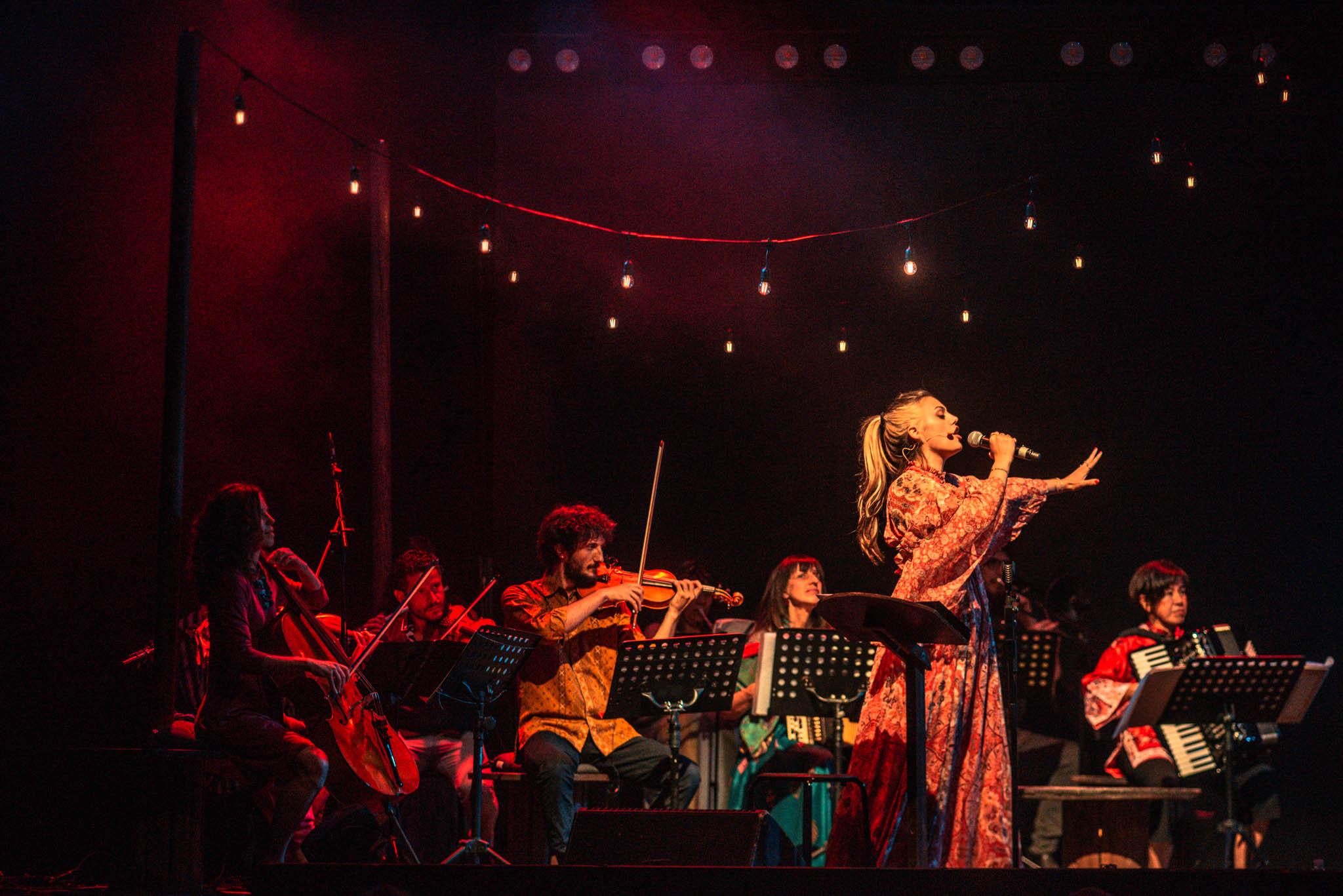 Teatro Franco Parenti - Storie della buonanotte per bambine ribelli il 13 luglio