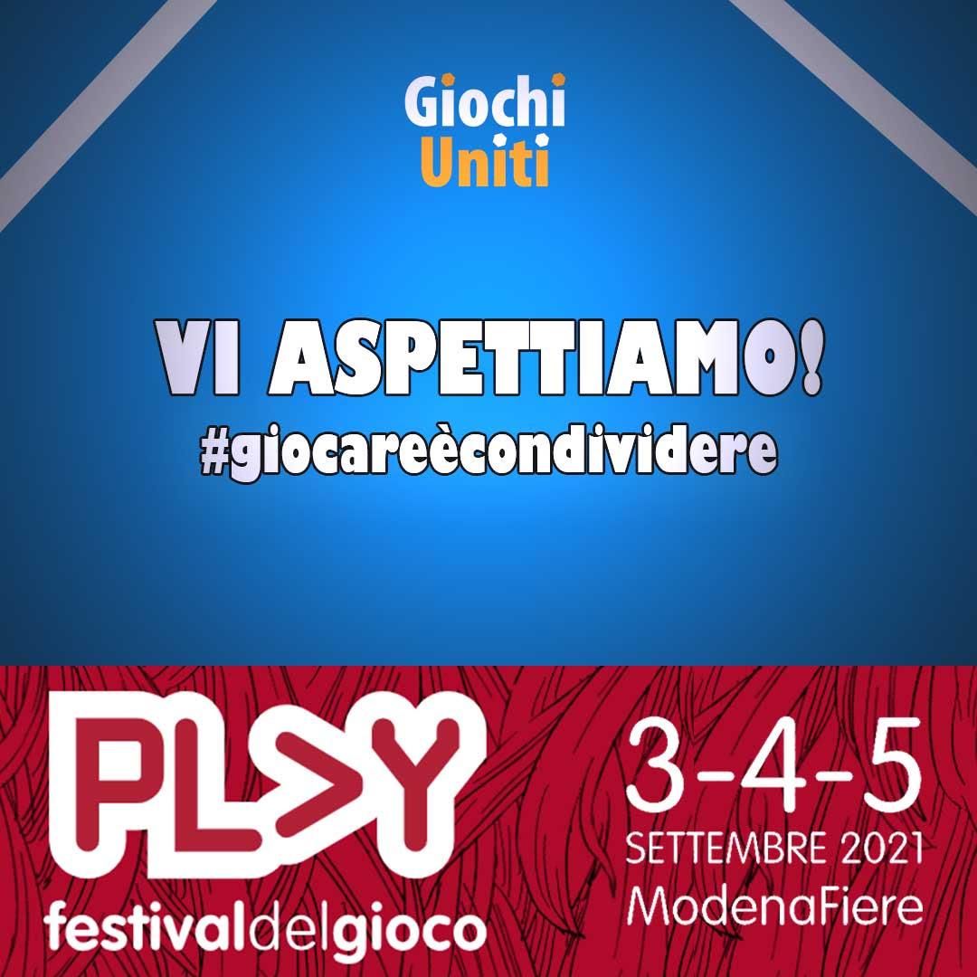 Giochi Uniti al Modena Play 2021