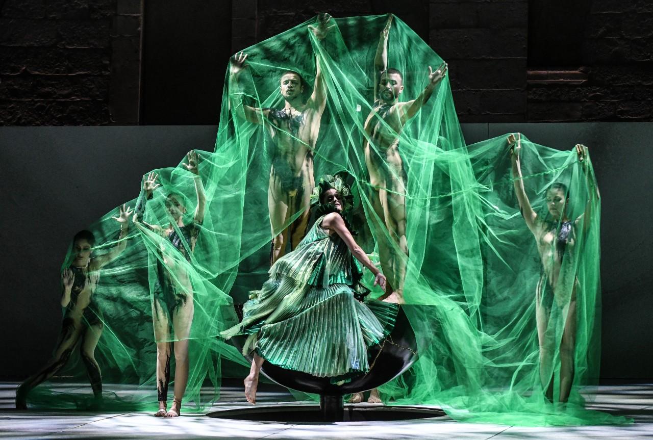 La Creazione di Haydn inaugura il Festival della Valle d'Itria con una inedita messa in scena