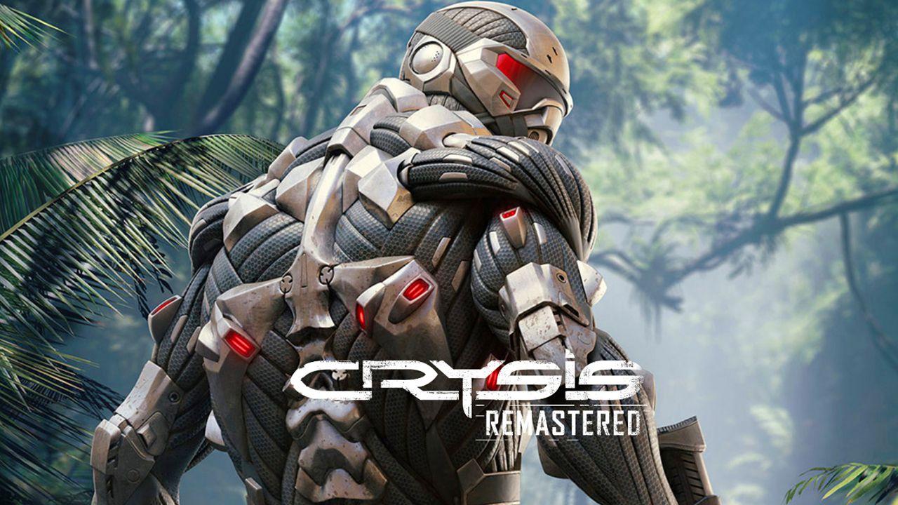 Rivivi l'esperienza completa di Crysis Remastered