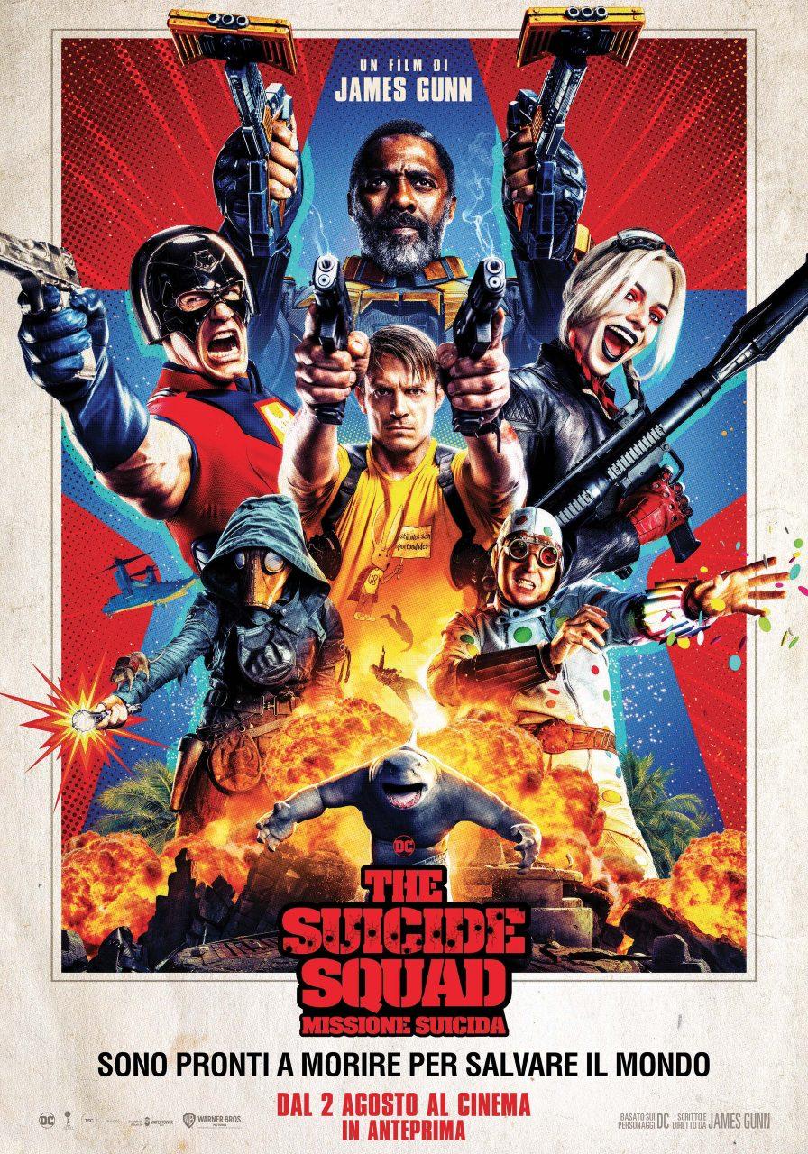 """""""The Suicide Squad – Missione Suicida"""" – Recensione in Anteprima. Al Cinema dal 5 Agosto 2021"""