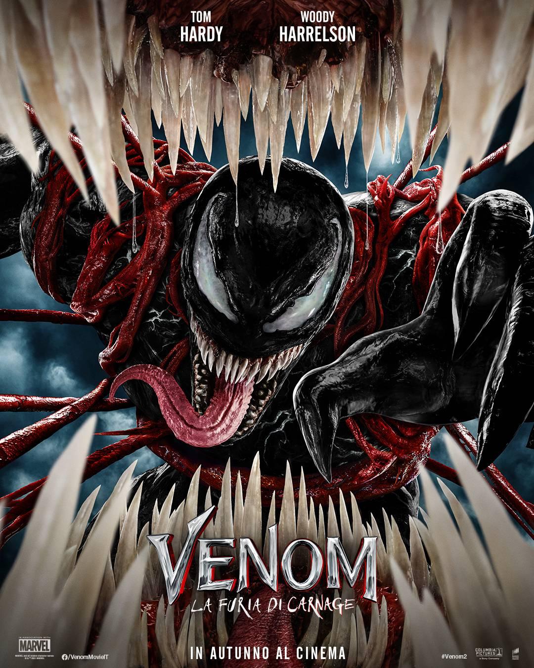 Venom: La furia di Carnage | Trailer italiano del film