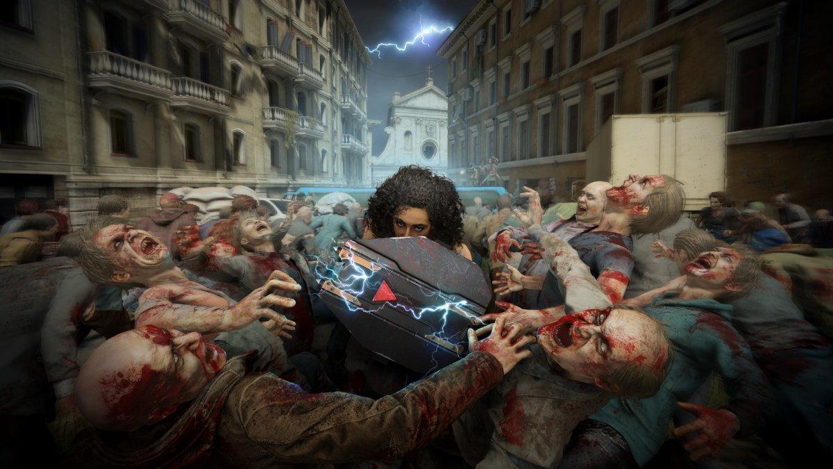 WORLD WAR Z - L'esperienza definitiva coop-shooter a tema zombi in arrivo su console