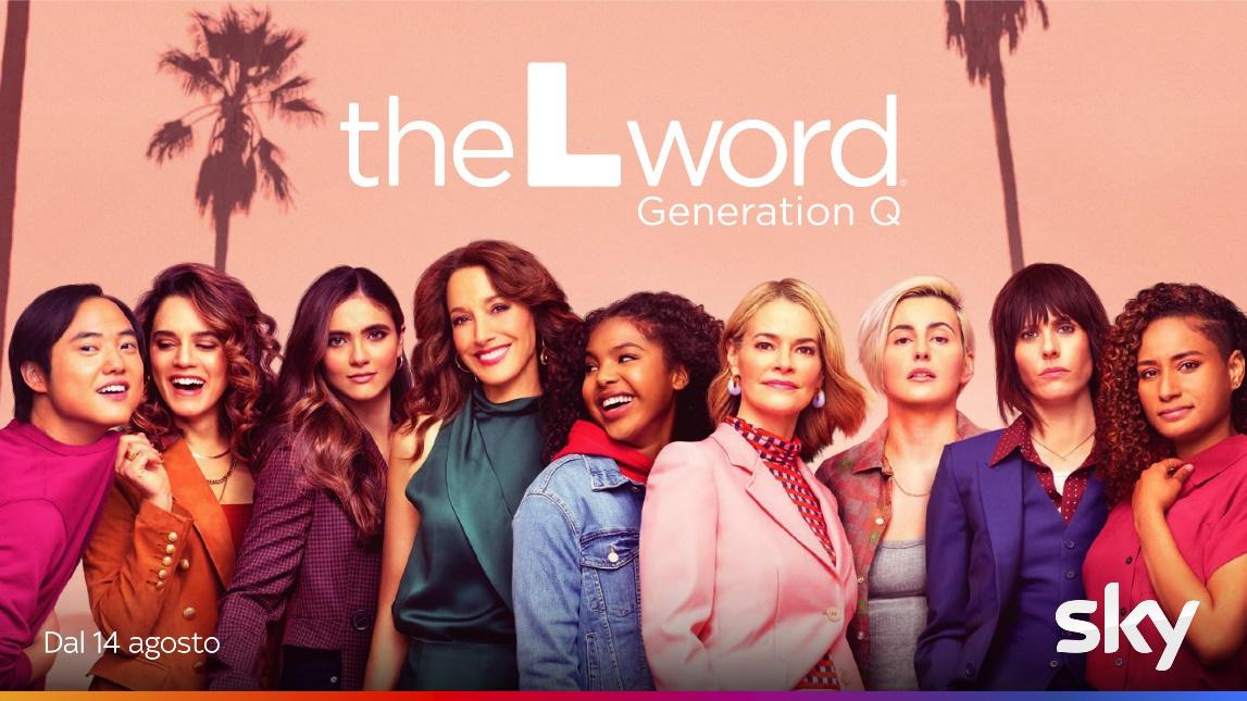 THE L WORD - GENERATION Q. Da domani su Sky e NOW la seconda stagione
