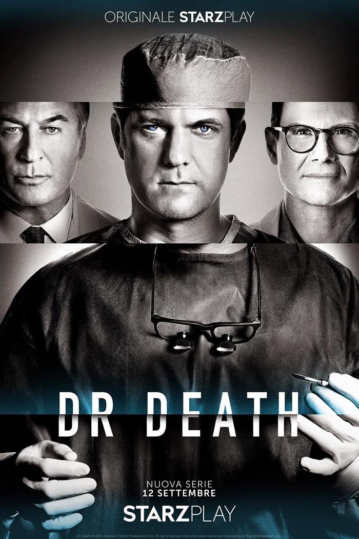 Dr Death - Recensione in Anteprima Episodi1 & 2. Disponibile su Starzplay dal 12 Settembre 2021