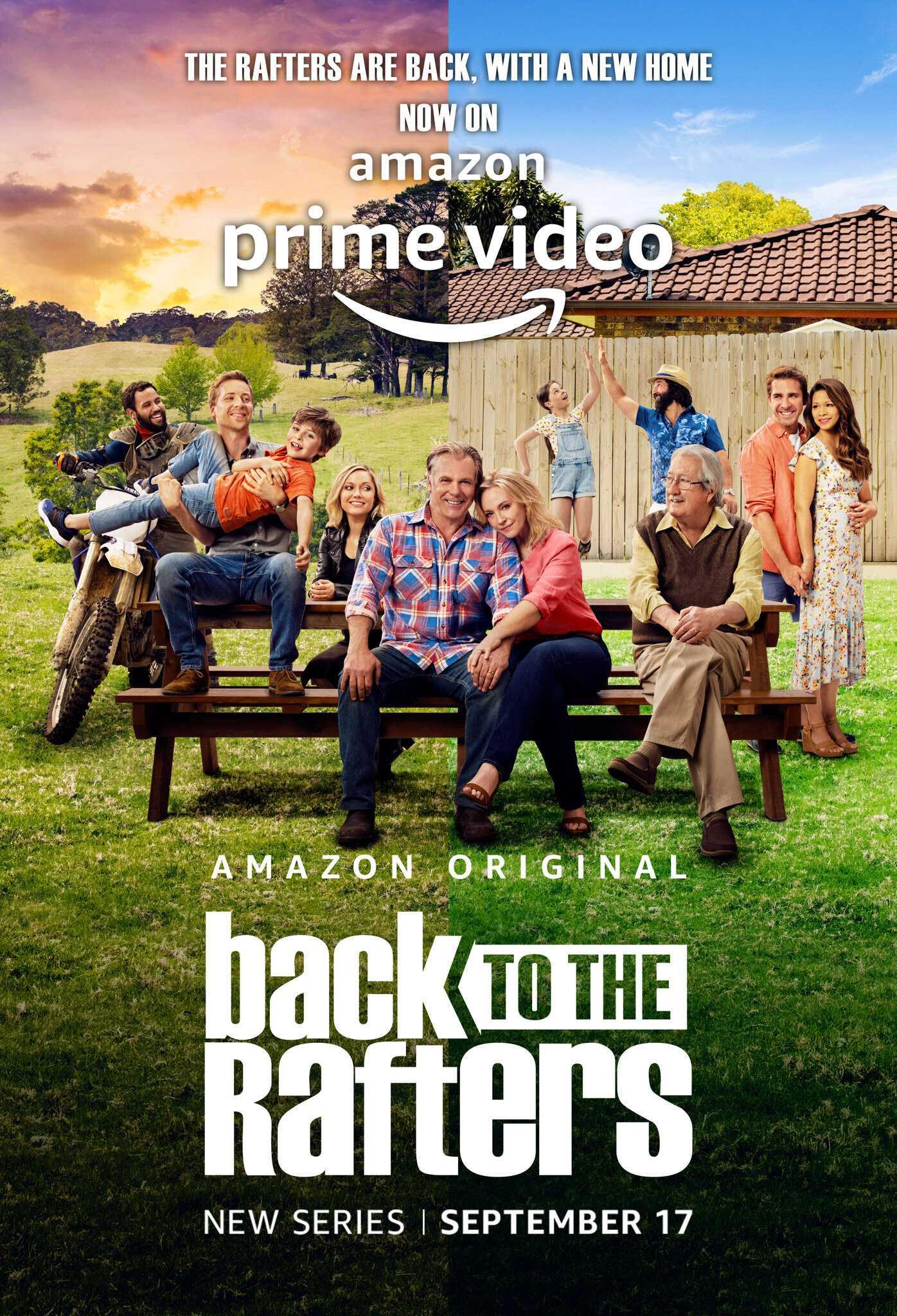 Le novità di settembre su Prime Video - Serie TV