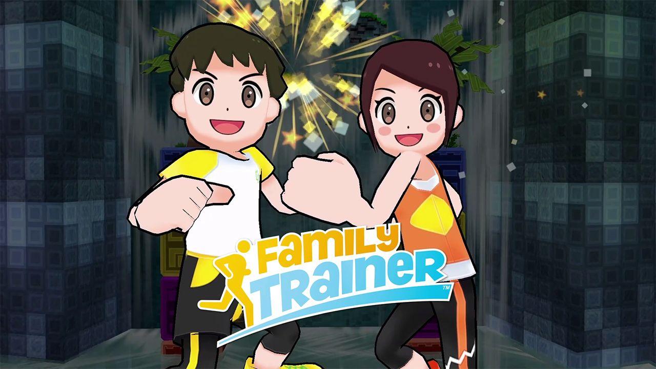 Family Trainer è disponibile da oggi!
