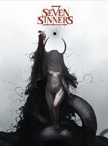 Seven Sinners: edizione Italiana in distribuzione esclusiva!