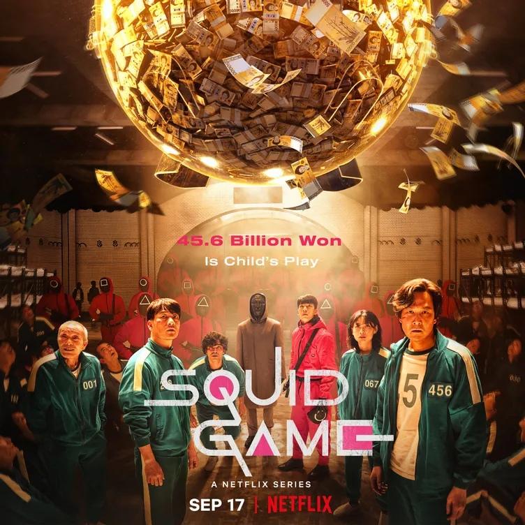 """""""Squid Game"""" – Recensione. Disponibile su Netflix dal 17 Settembre 2021"""