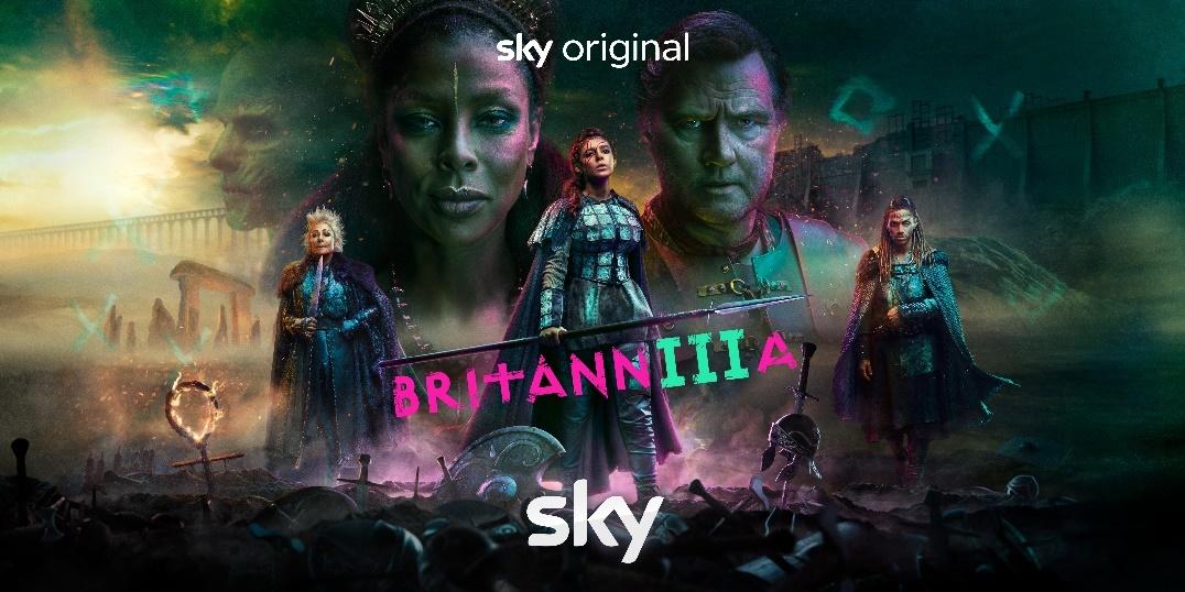 Dal 17 settembre su Sky e NOW la terza stagione di BRITANNIA