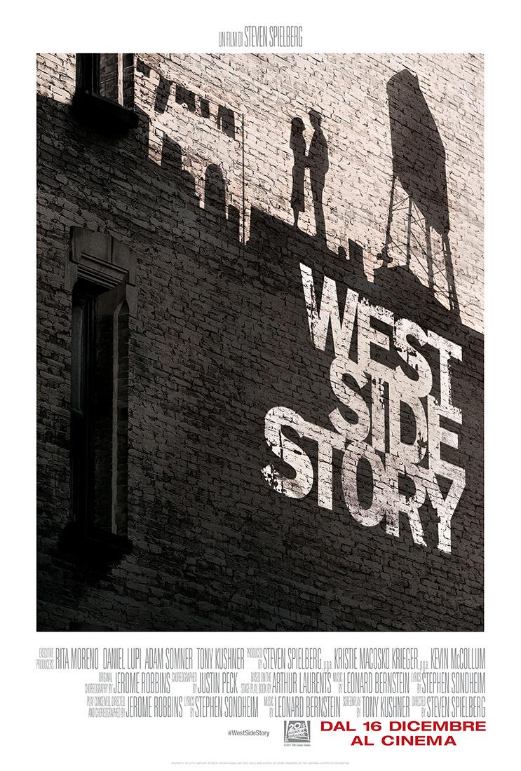 West Side Story | Il nuovo trailer e poster | Al cinema dal 16 dicembre